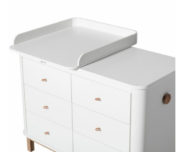 Oliver Furniture - Commode 6 Tiroirs