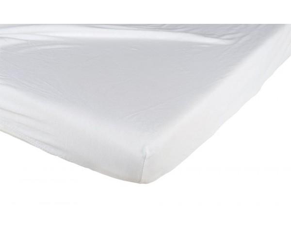 Drap Housse blanc 40 x 80 cm Candide