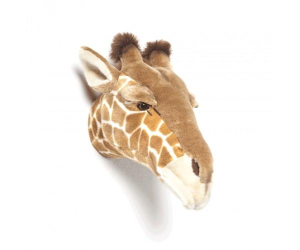 Trophée Peluche Girafe