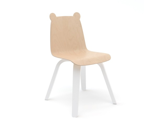Lot de 2 chaises Play Ourse - Oeuf