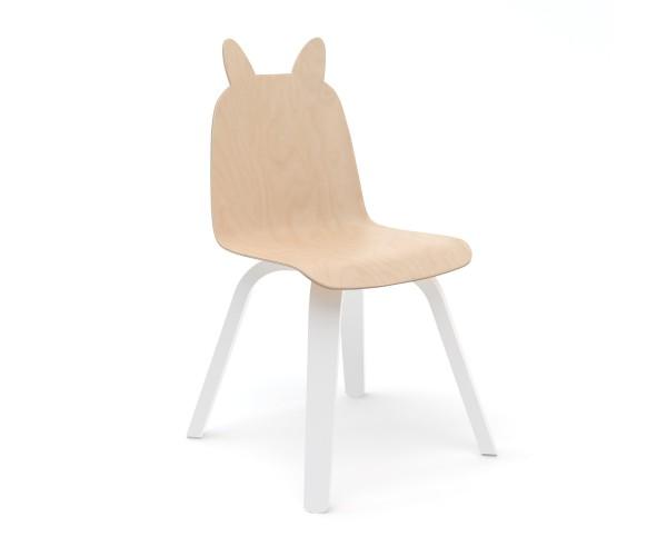 Lot de 2 chaises Lapin - Oeuf