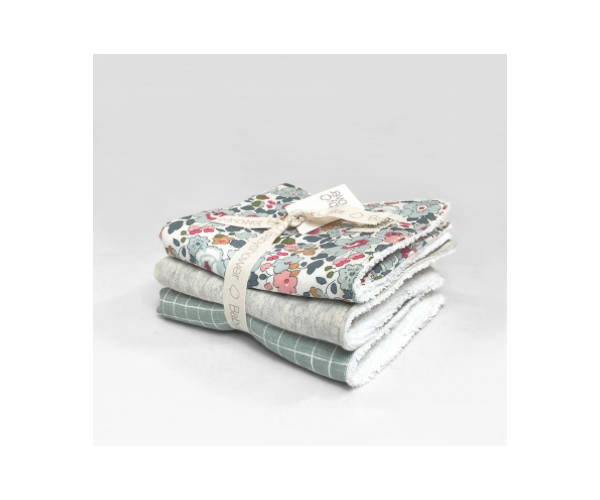SET MINI-SERVIETTES LIBERTY