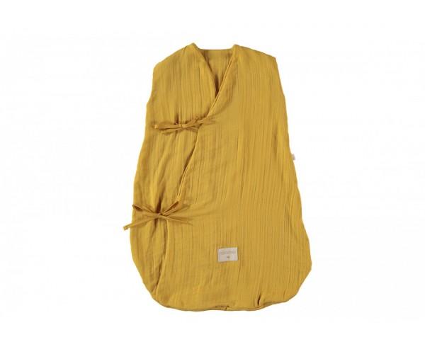 Nobodinoz - Gigoteuse d'été 0-6 mois Farniente Yellow