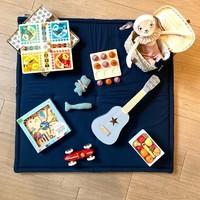 Vous cherchez des jouets pour cet été ? Voici quelques idées !  🧡 Le jeu d'oie, le labyrinthe magnétique, la petite voiture ou les fruits en bois @_vilac_ Encouragez l'imagination de votre bébé avec les jouets authentiques Vilac !  💚 La guitare @kidsconcept Grâce à cette guitare et à la créativité de votre enfant, jouer de la guitare va devenir son activité favorite de l'été !  💜 La poupée en tissu @pipouette_ Afin d'accompagner votre enfant à exprimer ses émotions, optez pour la poupée Pipouette !  💙 La malle @childhome.be Cette fois-ci, c'est vous qui allez être séduite par l'esthétisme de cette petite malle !  -------  📆 La boutique est ouverte, pour toute la puériculture (poussettes, mobilier, transats, chaises hautes ... ) et vêtements de moins de 3 ans, du lundi au samedi de 10h à 19h.  📞 Infos, renseignements drive ou listes de naissance : 04 86 12 84 03   ❤️ Et si vous ne pouvez pas venir au magasin, retrouvez l'ensemble de nos produits en ligne sur www.ouimums.com.  #ouimums #ouimumslaboutique #boutiquemarseille #boutiquepuericulture  #jouet #jouetenfant #jeuenfant #jeuxdenfant #jouetbebe #pipouette #tesemotionssontbellesvisles #collectionliberte #compqgnondesemotions #bienvivresesemototions #outilpedagogique #relationparentenfant
