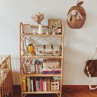 ✨Inspiration déco de chambre !!! Avec une photo de la chambre de la jolie Nola 🥰 Ambiance rotin qu'on aime tant ♥️🤗   N'oubliez pas au @ouimums vous pouvez faire vos listes de naissances. Mobilier, puériculture, déco, l'essentiel pour préparer l'arrivée de bébé 🙏🏻 www.ouimums.com // 04 86 12 84 03 #ouimums #ouimumslaboutique #listedenaissance #mobilier #rotin #vintage #vuntagestyle #kids #kidsroom